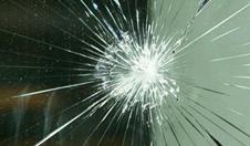 防犯ガラスへの交換