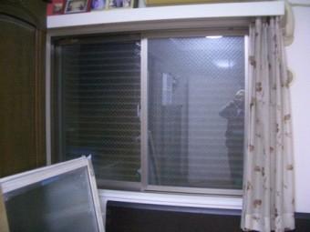 【施工前】内窓の設置による冷暖房効率アップと結露対策