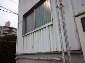 【施工後】静岡県浜松市浜北区の工場で泥棒によるこじ破り被害