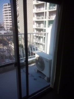 【施工後】浜松市西区のマンションにて熱割れ発生でガラス交換