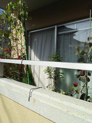 【施工後】静岡県浜松市のマンションにて経年劣化による網戸破れ