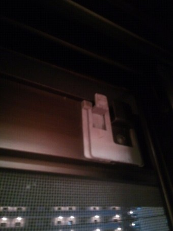 【施工後】静岡県湖西市のマンションにて網戸の開閉動作に不具合