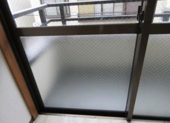 【施工後】浜松市東区の賃貸アパートにて熱によるヒビ割れ発生