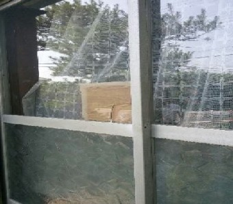 【施工前】静岡県浜松市天竜区の戸建てにて泥棒被害発生