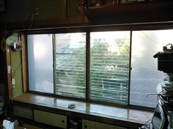 【施工前】静岡県浜松市東区の戸建てにて防寒対策で内窓の設置