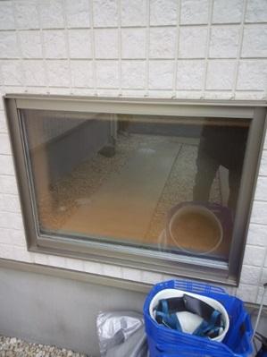 【施工後】静岡県浜松市西区の住宅で飛び石被害によるガラス交換