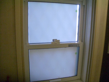 【施工前】静岡県浜松市天竜区の断熱目的で内窓(インプラス)を取り付け